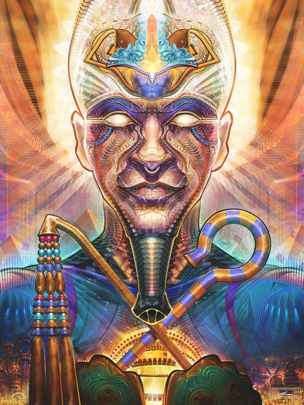 """""""Osiris Risen"""" is Available in the Eloh ProjectsStore"""