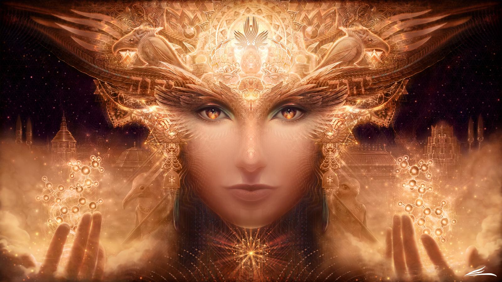 Aruanda- Celestial Healer